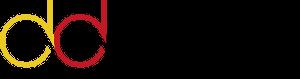 Das Bild zeigt das Logo zum Deutschen Demografie Preis mit den kleinen Buchstaben ddp in den Deutschlandfarben.